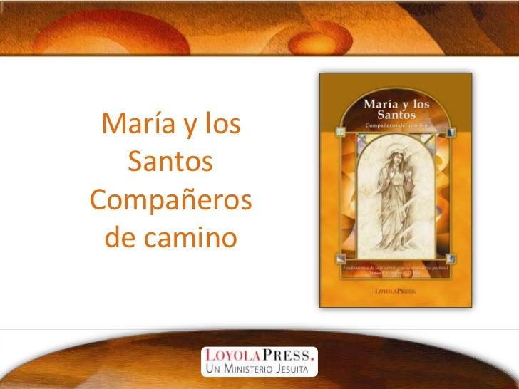 María y los santos