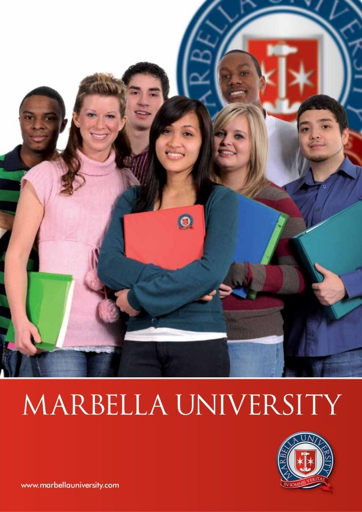 MARBELLA UNIVERsiTYwww.marbellauniversity.com