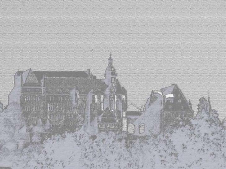 Marburg city streets