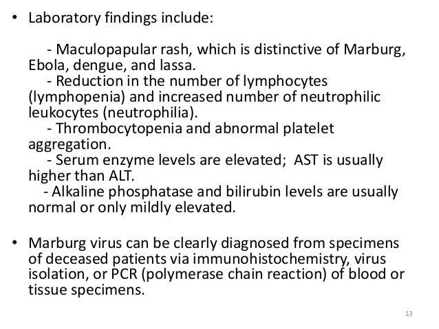 Marburg disease