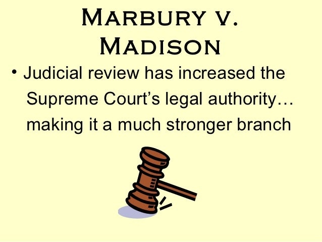 "judicial review and judicial supremacy a Abstract this article explores and evaluates theories that we label ""theories of constrained judicial review"" these theories, which include popular constitut."