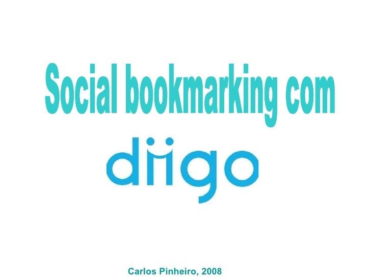 Social bookmarking com Carlos Pinheiro, 2008