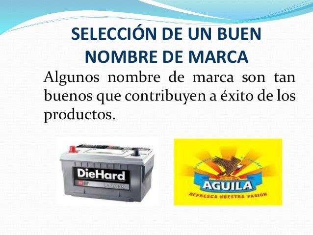 031e6443c Marca empaque y etiquetado del producto