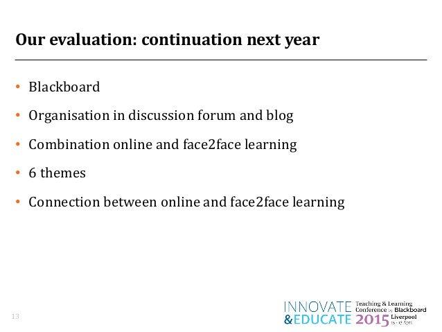 Location of Course Evaluations? | Blackboard Community