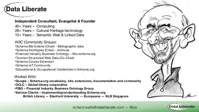 Marc and beyond: 3 Linked Data Choices  Slide 2