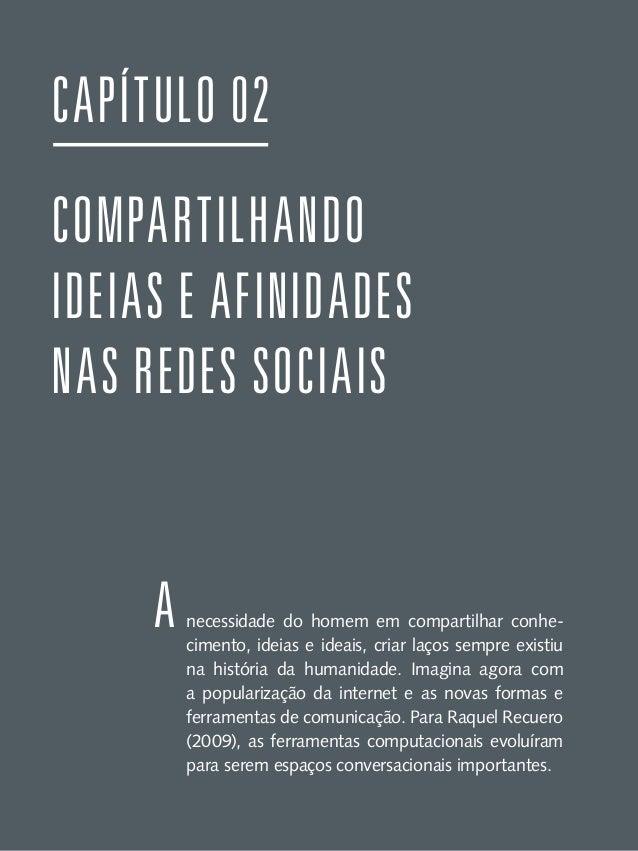 """""""Uma rede social é definida como um conjunto dedois elementos: atores (pessoas, instituições ou grupos; os nós da rede) e ..."""