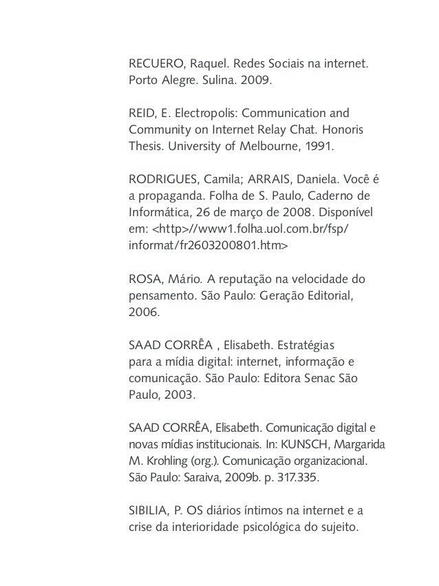 Grupo de Tecnologias Informacionais da Comunicação e sociedade, XII Congresso da Associação Nacional de Programas de Pós-G...