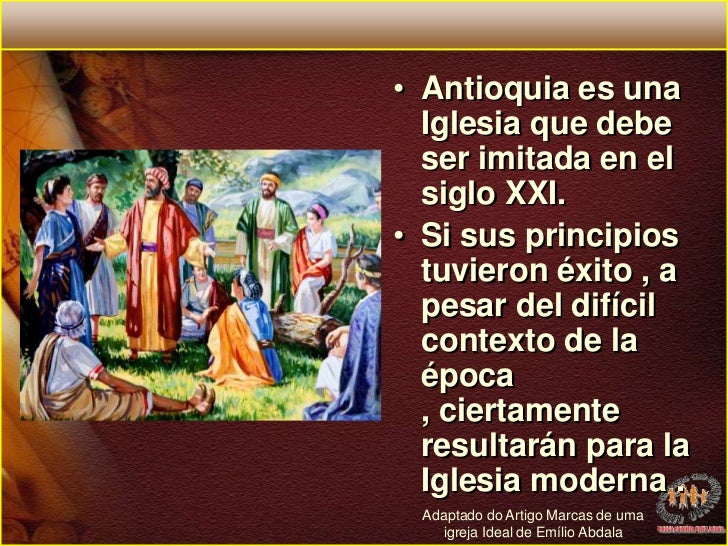 Saulo de Tarso - un intelectual enérgico. </li></li></ul><li>Sin las relaciones afectivas , La iglesia no crecerá .<br />P...