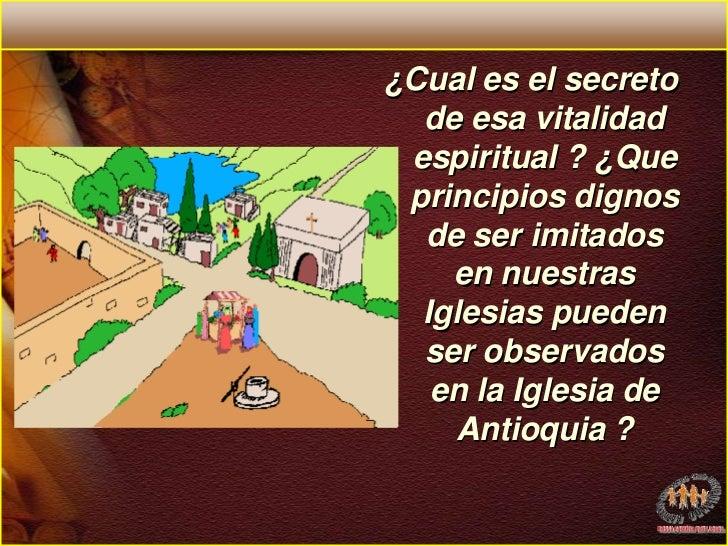 ¿Cual es el secreto de esa vitalidad espiritual ? ¿Que principios dignos de ser imitados en nuestras Iglesias pueden ser o...