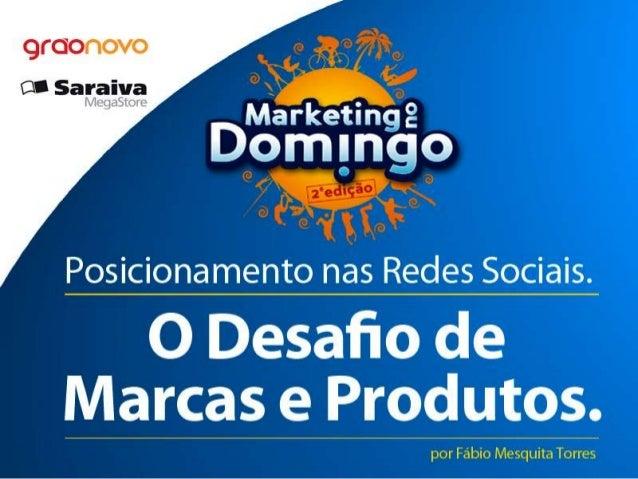 1   Compreendendo    a missão do produto    e a missão do    marketing.
