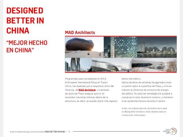 """DESIGNEDBETTER INCHINA                                                        MAD Architects""""MEJOR HECHOEN CHINA""""         ..."""