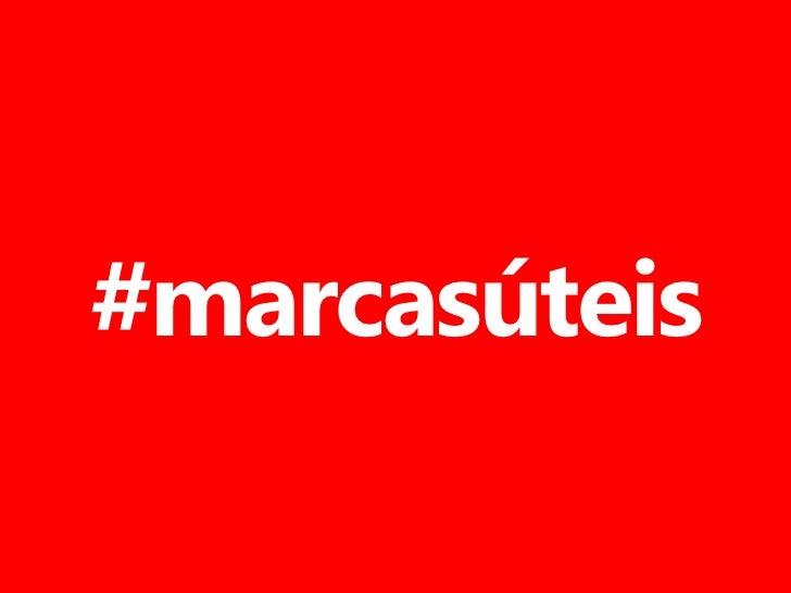 #marcasúteis