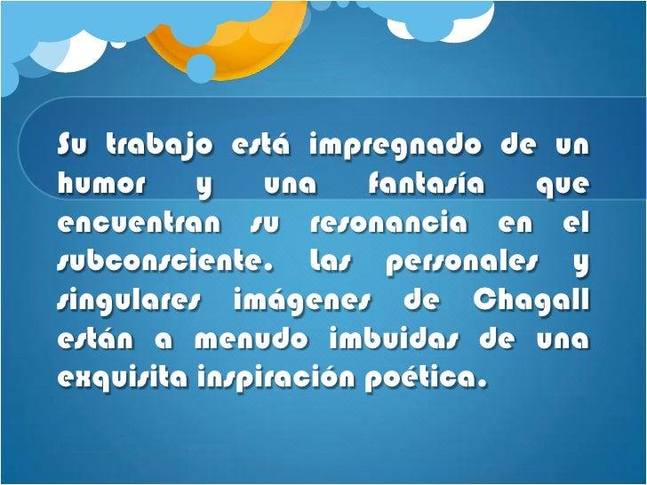 Marc chagall Slide 3