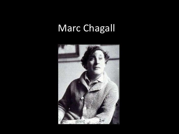 Marc Chagall<br />