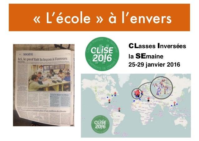 Marcel classes inversées   opale dunkerque Slide 2