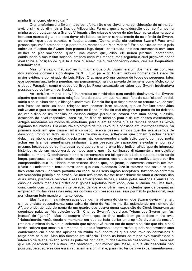 em busca do tempo perdido pdf