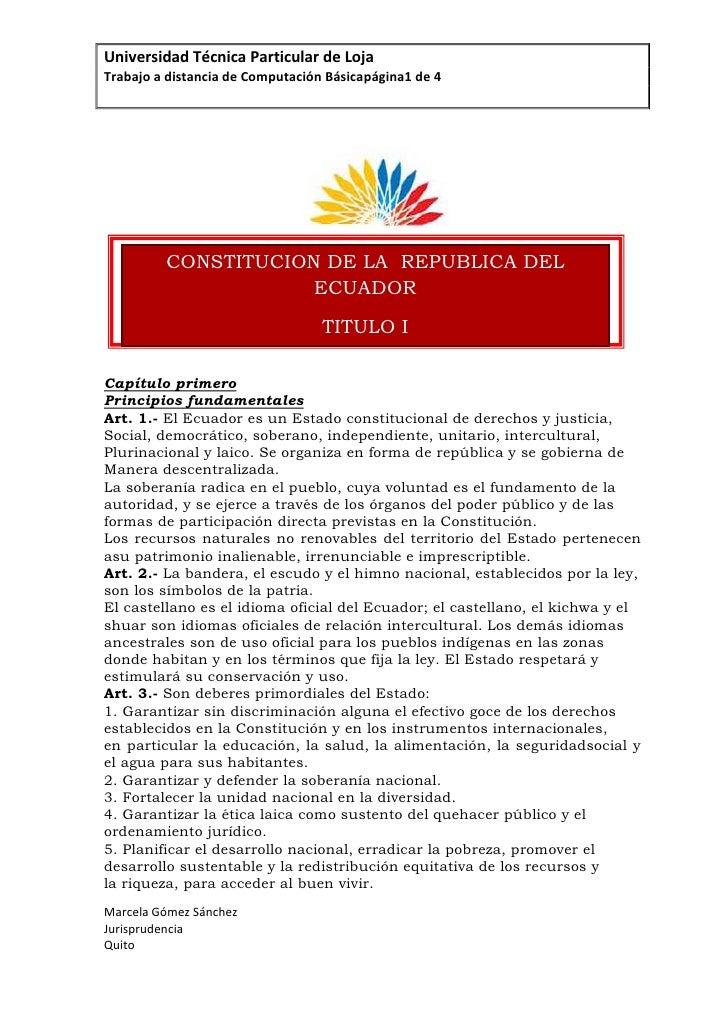 2037065top<br />18513978016CONSTITUCION DE LA  REPUBLICA DEL ECUADORTITULO IELEMENTOS CONSTITUTIVOS DEL ESTADO00CONSTITUCI...