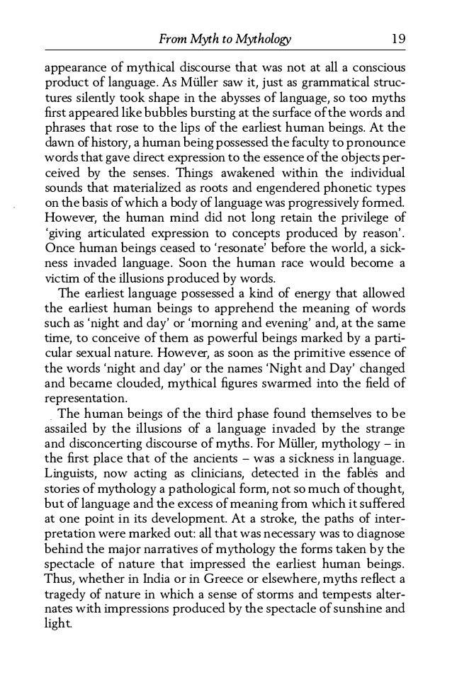 Marcel Detienne The Greeks And Us