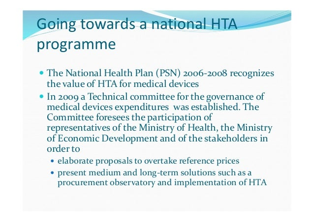 Publications 17 HTA (Full, Rapid, Adapted) 4 Systematic reviews 17 Horizon Scanning Reports 1 Finding investigation