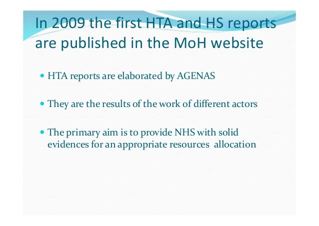 10 years of HTA collaboration in EU