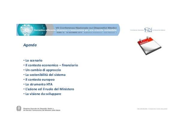 Marcella Marletta - Innovazione a servizio dei pazienti Slide 2