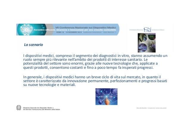 Marcella Marletta - Innovazione a servizio dei pazienti Slide 3