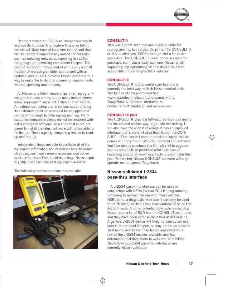 Infiniti of Lisle TechNews March 2011