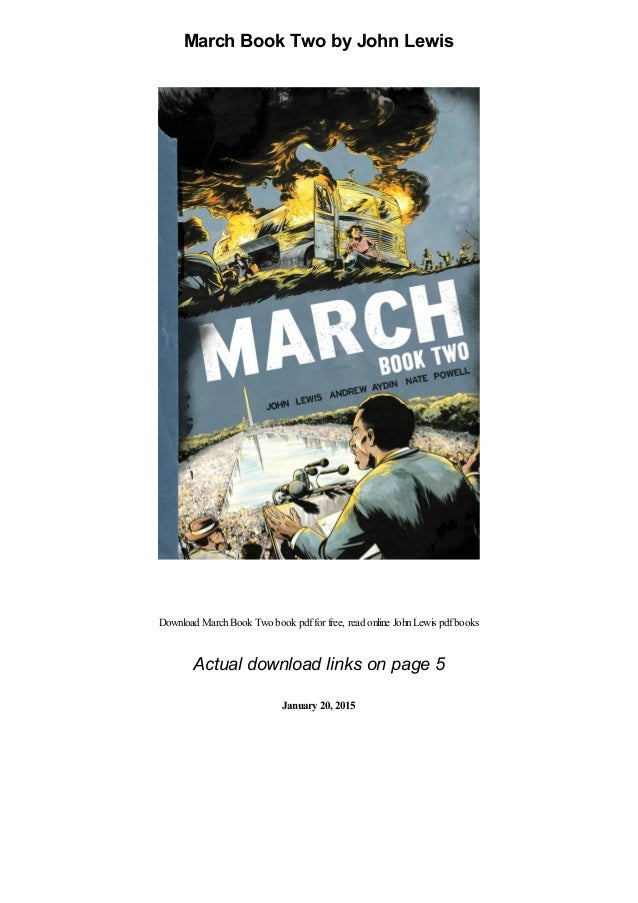 march book two by john lewis pdf 1 638