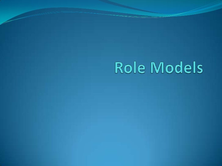 Role Models<br />