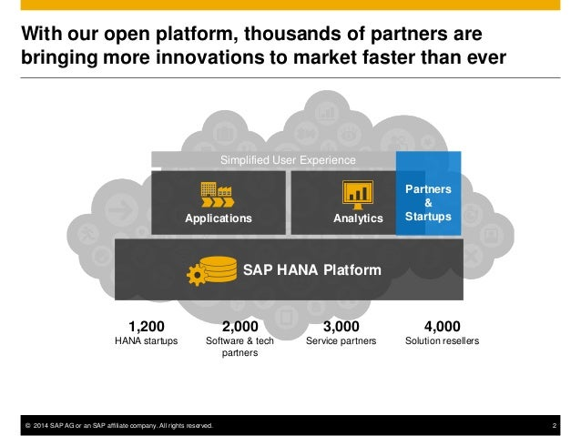 SAP AG: Orchestrating the Ecosystem Case Solution