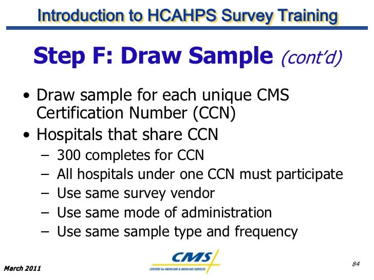 March 2011 Hcahps Introduction Training Slides Session I 2 28 2011
