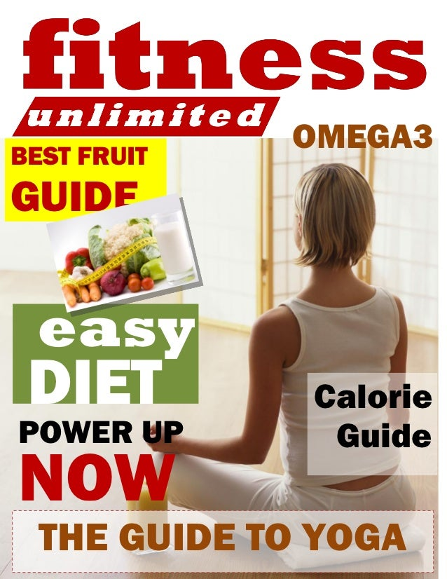 BEST FRUIT             OMEGA3GUIDE easy DIET         CaloriePOWER UP       GuideNOW  THE GUIDE TO YOGA