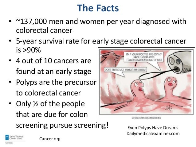 Down syndrome colon cancer