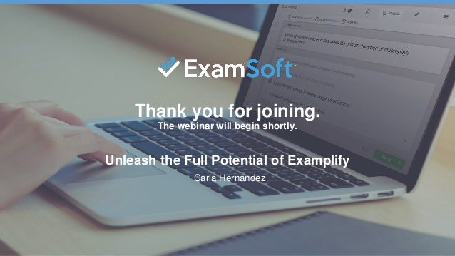 Unleashing the Full Potential of Examplify