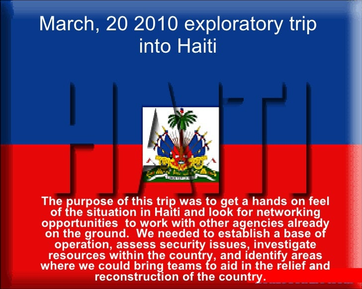 Guatemala Mission Trip to Haiti August 10-17 2010, The week of August 10-17 we will be taking a team from Guatemala to the...