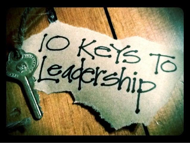 Live Event: 10 Keys To Leadership6:00 – 7:00 PM ET| 3:00 – 4:00 PM PTslj.com/webcasts