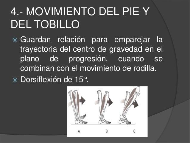 6.- DESPLAZAMIENTO LATERAL DE LA PÉLVIS  El centro de gravedad corporal debe desplazarse desde S2 del pie en apoyo mientr...