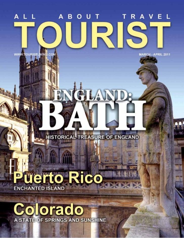 TOURIST                        MARCH-APRIL 2011               Bath    8 Historical Treasure of England.                   ...