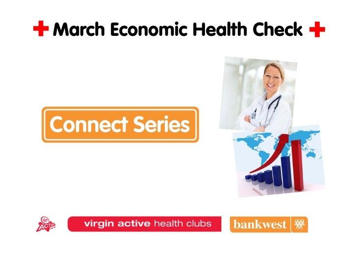 March Economic Health Check