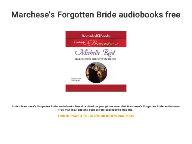 MARCHESES FORGOTTEN BRIDE EBOOK DOWNLOAD