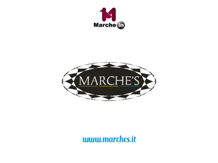 www.marches.it