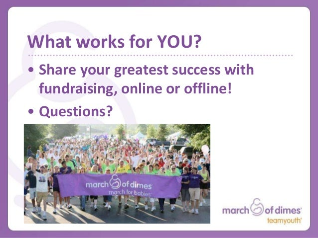 march of dimes website evaluation Burg simpson is proud to be a sponsor of the cincinnati march of dimes free case evaluation the use of this form or website for communication with.