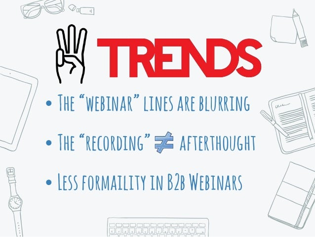 5 Ways Your Sales Team Will Make the Next Webinar a Success