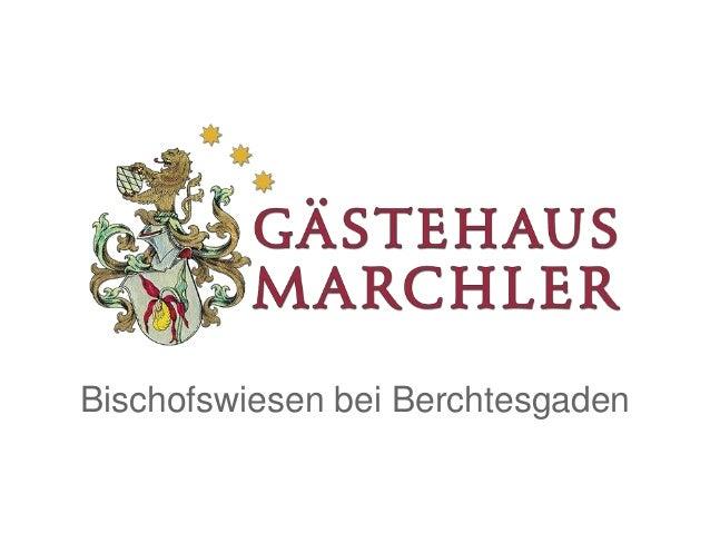 Bischofswiesen bei Berchtesgaden