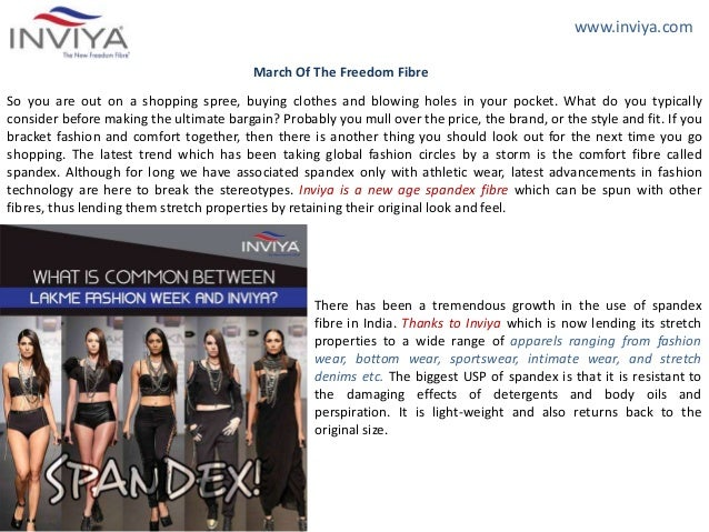 www.inviya.com March Of The Freedom Fibre So you are out on a shopping spree, buying clothes and blowing holes in your poc...
