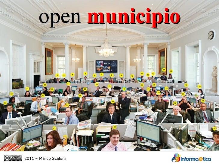 open municipio2011 – Marco Scaloni