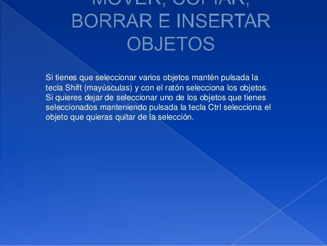 Edicion de presentacion electronica by Marco