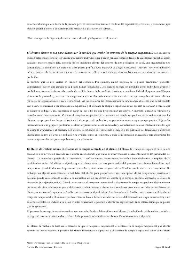 Moderno Asistente Terapeuta Ocupacional Colección de Imágenes ...