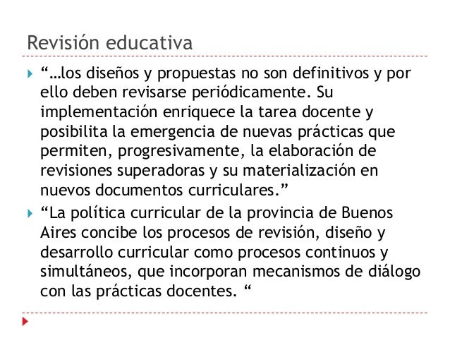 Presentaci N Marco General De Pol Tica Curricular