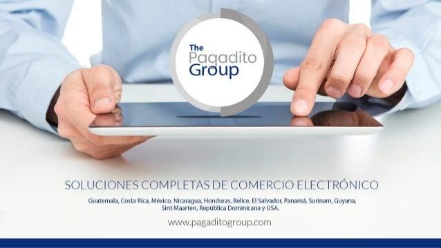 Somos líderes y pioneros en la región en ofrecer soluciones integrales de comercio electrónico. Nos fundamos hace 11 años ...